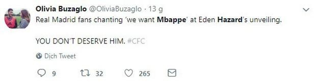Có Eden Hazard nhưng vẫn muốn Mbappe, CĐV Real Madrid bị cả cộng đồng bóng đá mạt sát - Ảnh 5.