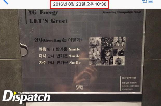 Dispatch tung bằng chứng thành viên WINNER tiếp tay cho YG đe dọa Han Seo Hee để lấp liếm vụ án ma túy của B.I - Ảnh 5.