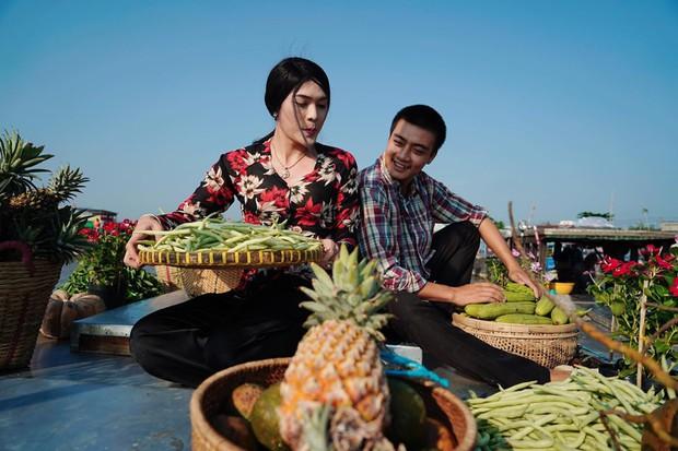 Võ Đăng Khoa làm fan ngất lịm với vẻ đẹp phi giới tính - bắn rap cực lầy trong MV Mến gái miền Tây - Ảnh 2.