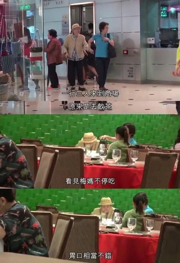 Bòn rút tiền của con gái đã mất, mẹ già 95 tuổi và anh trai diva Mai Diễm Phương ăn không ngồi rồi, sống vương giả - Ảnh 4.