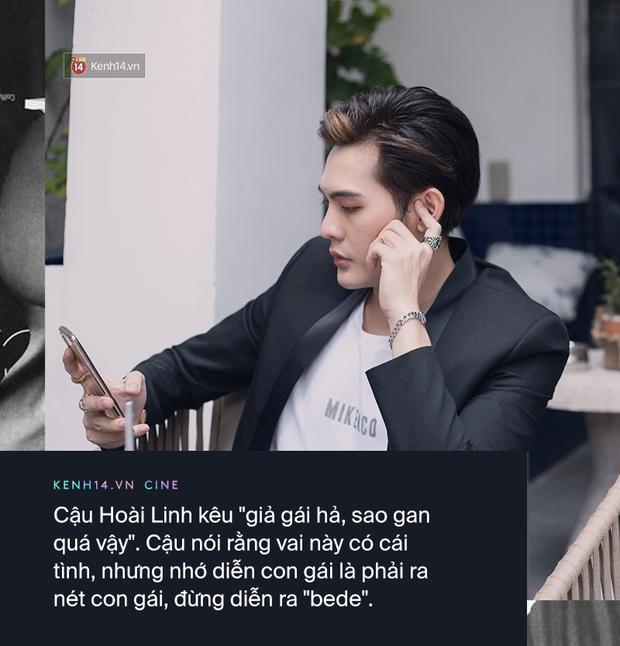 """Võ Đăng Khoa: Bồ cũ coi Ghe Bẹo xong nói """"may quá đã kịp chia tay"""" vì nhìn tôi đóng vai Mến y như """"bóng miền Tây"""" thứ thiệt! - Ảnh 5."""