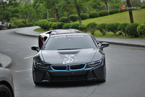 Clip: Dàn siêu xe hơn 300 tỷ rời Hà Nội tiến về Hạ Long, Car passion 2019 chính thức khởi động - Ảnh 12.