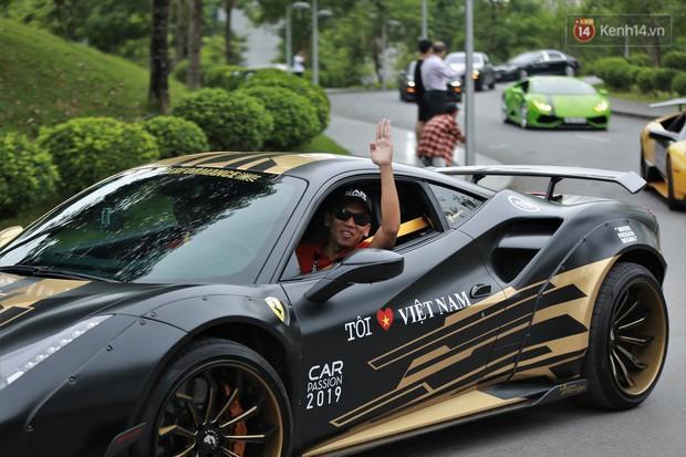 Clip: Dàn siêu xe hơn 300 tỷ rời Hà Nội tiến về Hạ Long, Car passion 2019 chính thức khởi động - Ảnh 5.