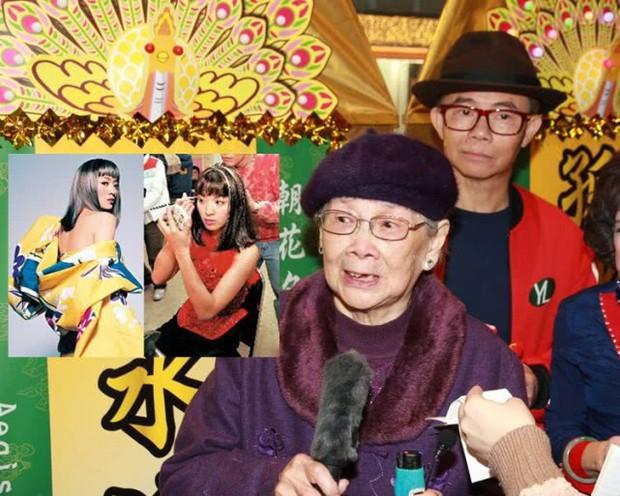 Bòn rút tiền của con gái đã mất, mẹ già 95 tuổi và anh trai diva Mai Diễm Phương ăn không ngồi rồi, sống vương giả - Ảnh 1.