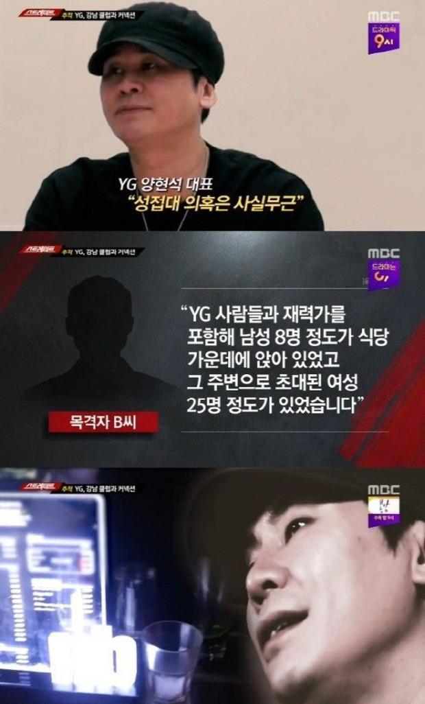Cả một liên hoàn phốt từ ma tuý đến mại dâm chỉ trong 2 năm: Bố Yang từ chức chủ tịch YG là cái kết tất yếu? - Ảnh 11.