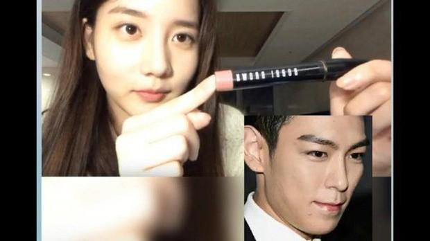 Nào ai ngờ đến ngày cả YG Entertainment lao đao chỉ vì một cô gái tên Han Seo Hee - bạn gái cũ của T.O.P - Ảnh 3.