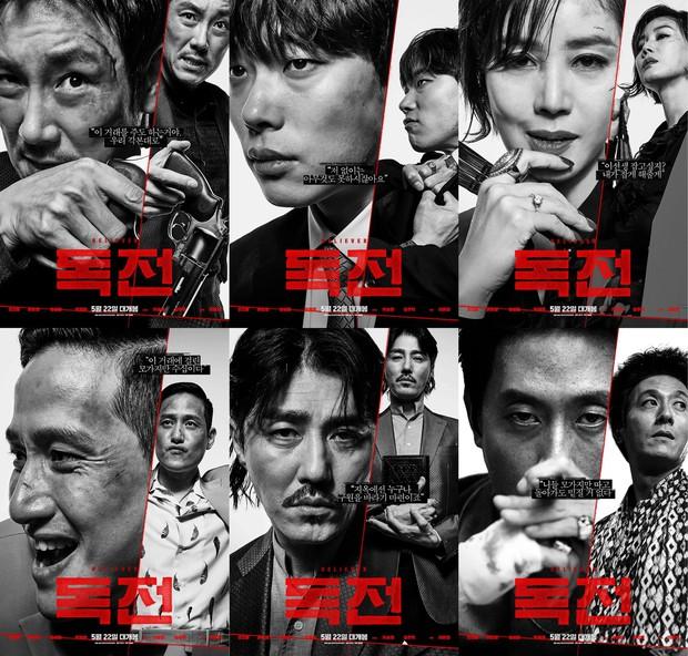 4 phim lật tẩy các băng đảng mai thuý gắt nhất điện ảnh Hàn: Số 2 và 3 bị dán mác 19+ vì quá tàn khốc! - Ảnh 1.