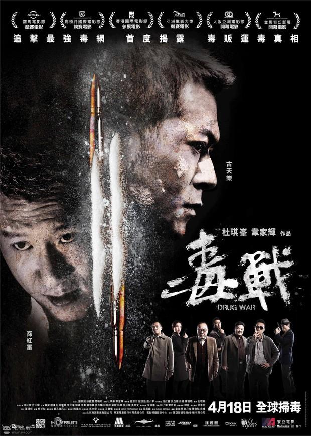 4 phim lật tẩy các băng đảng mai thuý gắt nhất điện ảnh Hàn: Số 2 và 3 bị dán mác 19+ vì quá tàn khốc! - Ảnh 2.