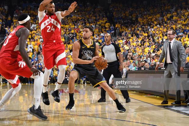 Lật đổ triều đại Warriors ngay tại thánh địa Oracle Arena, Raptors chính thức lên ngôi vô địch NBA - Ảnh 4.