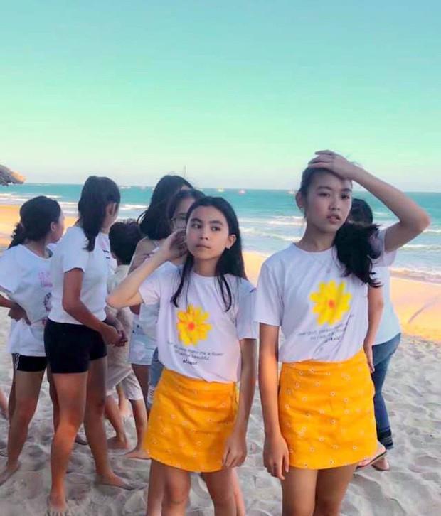 Đẹp cả đôi đã đành, con gái nhà MC Quyền Linh còn khiến dân tình ngưỡng mộ vì cách thể hiện tình cảm qua style - Ảnh 6.