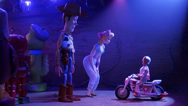 Toy Story 4 được khen ngợi tuyệt đối với 100% phiếu bé ngoan tròn trĩnh từ giới phê bình - Ảnh 6.