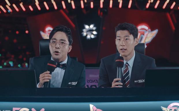 Nam thần Son Heung-min cực điển trai gây bất ngờ với diễn xuất đỉnh, chỉ trích ngôi sao làng game Faker của SKT T1 - Ảnh 2.