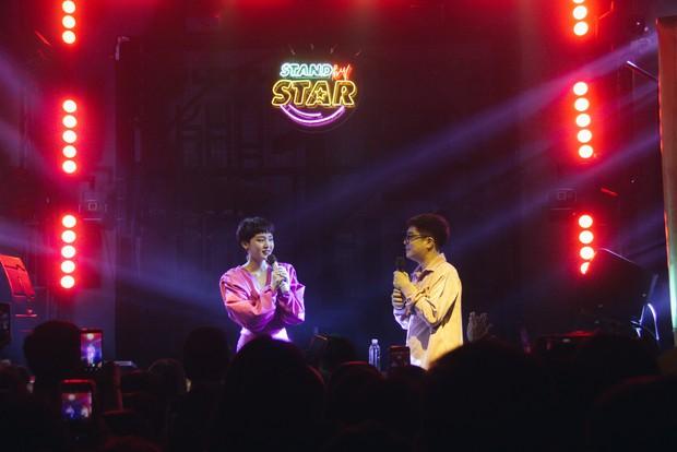 Bùi Anh Tuấn - Hiền Hồ siêu tình tứ, Xesi, Lyly và Suni Hạ Linh lập nhóm nhạc chinh phục Stand By Star: Summer Vibes - Ảnh 14.