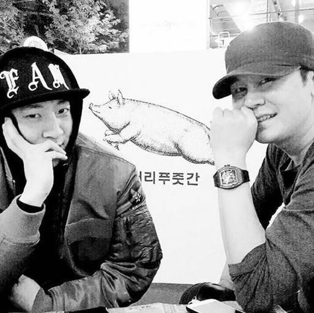 Bố Yang từ chức chủ tịch YG Entertainment, ông lớn sừng sỏ nào sẽ có cơ hội lên thay thế thống trị ngai vàng? - Ảnh 6.