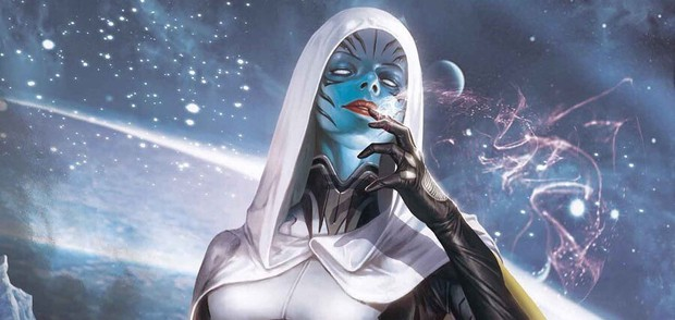 10 nhân vật siêu hay ho mà Marvel còn cất kho: Số 2 bị đồn được trai đẹp siêng cởi hoá thân - Ảnh 7.