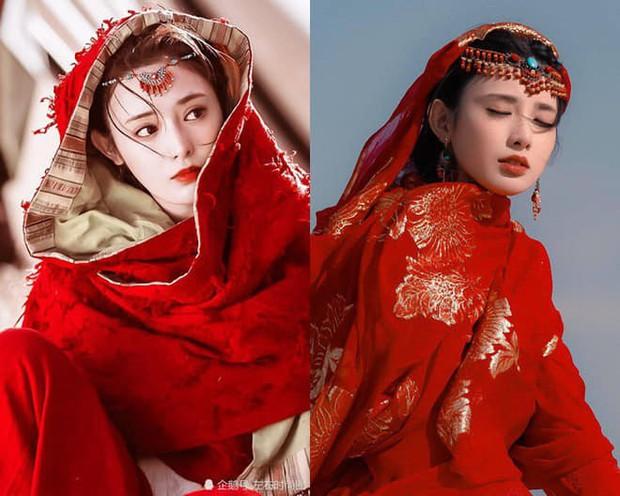 Combo trọn 8 cái khổ gom vừa đủ nữ chính Bạch Phát Vương Phi, cô gái vàng trong làng bị cả thế giới phản bội - Ảnh 1.
