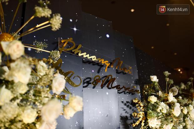MC Phương Mai khoe ngực đầy, hôn đắm đuối ông xã Tây trong đám cưới hoành tráng tại Hà Nội - Ảnh 11.