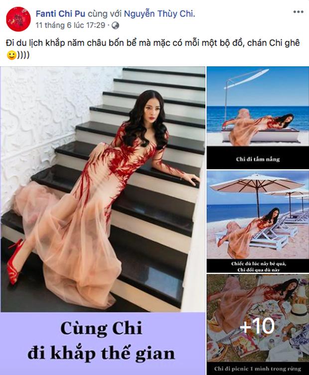 """Biết chị nhà thích đi du lịch, """"fanti"""" cho Chi Pu đi vòng quanh thế giới nhân dịp sinh nhật với... đúng 1 bộ đồ - Ảnh 15."""