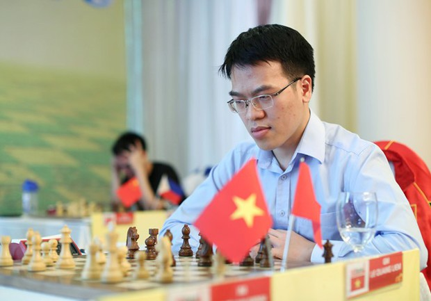 Bóng đá và cờ vua liên tục ngược dòng, giúp thể thao Việt Nam rạng danh châu Á trong ngày 15/6 - Ảnh 3.