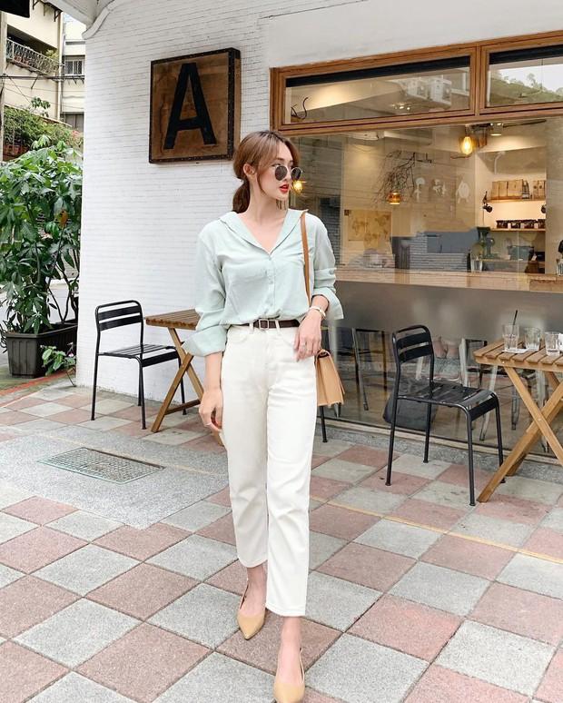 Diện quần jeans vào mùa hè: Sẽ rất đẹp mà không sợ nóng nếu bạn chọn 4 kiểu dáng này - Ảnh 11.