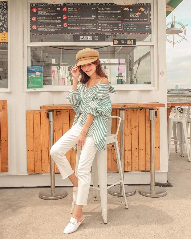 Diện quần jeans vào mùa hè: Sẽ rất đẹp mà không sợ nóng nếu bạn chọn 4 kiểu dáng này - Ảnh 9.