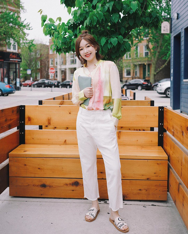 Diện quần jeans vào mùa hè: Sẽ rất đẹp mà không sợ nóng nếu bạn chọn 4 kiểu dáng này - Ảnh 10.