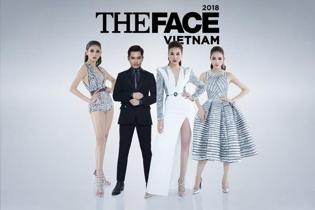 Tung poster hao hao The Face, dàn HLV show tìm kiếm mẫu nhí còn gây tranh cãi vì diện đồ gợi cảm - Ảnh 2.