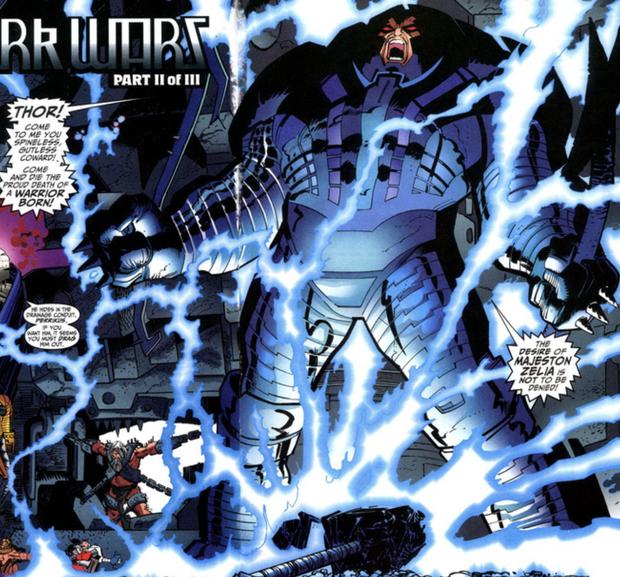10 nhân vật siêu hay ho mà Marvel còn cất kho: Số 2 bị đồn được trai đẹp siêng cởi hoá thân - Ảnh 12.