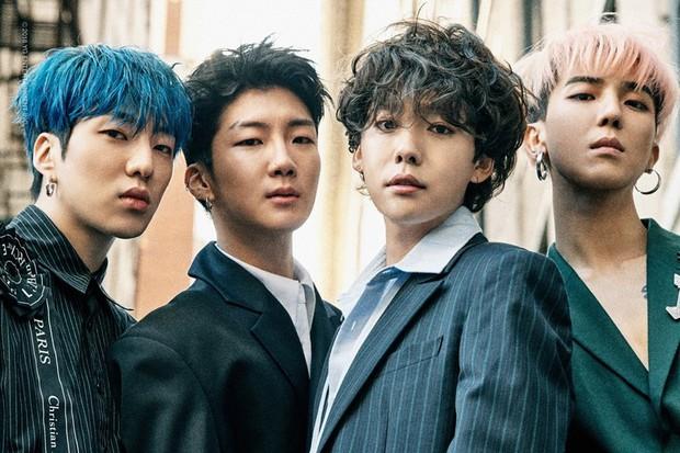 """Những nhóm idol sáng tác nhạc """"cây nhà lá vườn"""": Gà YG và JYP áp đảo, có đúng 2 đại diện nữ góp mặt - Ảnh 7."""