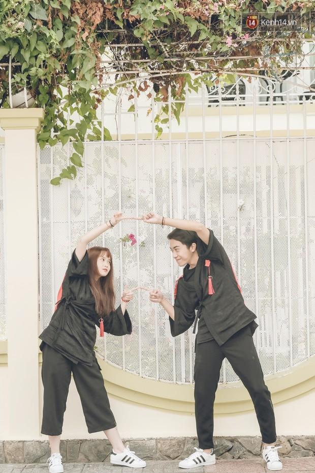 Nhìn những khoảnh khắc siêu lầy của Cris Phan - Mai Quỳnh Anh: Cô gái hay chơi game cùng bạn rất có thể là vợ tương lai đấy! - Ảnh 2.