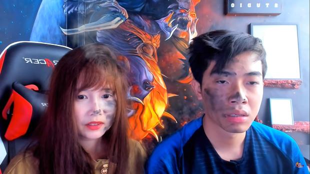 Nhìn những khoảnh khắc siêu lầy của Cris Phan - Mai Quỳnh Anh: Cô gái hay chơi game cùng bạn rất có thể là vợ tương lai đấy! - Ảnh 6.