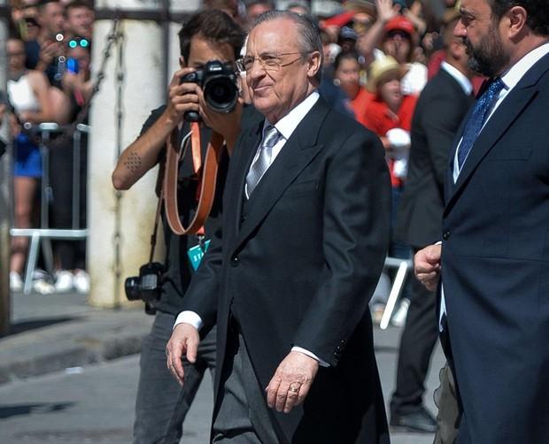 Thần thái vợ chồng Beckham áp đảo toàn bộ khách mời đến dự đám cưới xa hoa của đội trưởng Real Madrid - Ảnh 12.