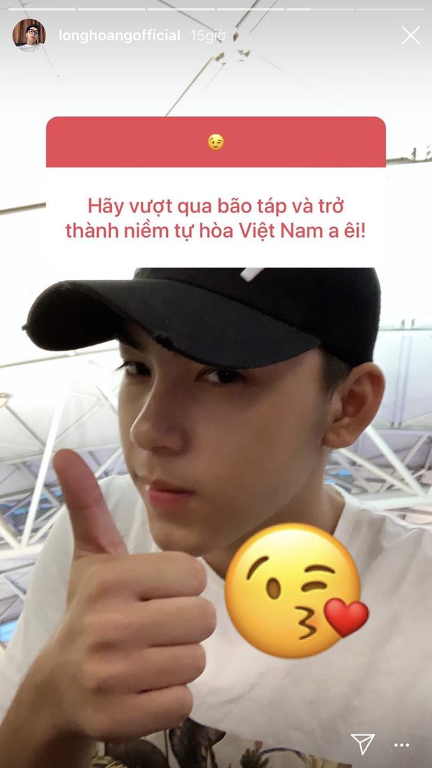 Fan chúc mừng được vào SM Entertainment, Long Hoàng phản ứng khiến ai cũng thắc mắc: Đã trở thành thực tập sinh hay rốt cuộc chỉ đi dự trại hè? - Ảnh 3.