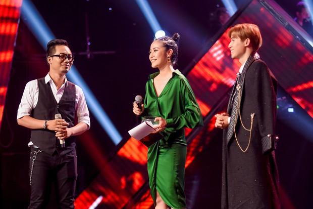 Giọng hát Việt: Tuấn Ngọc, Tuấn Hưng tức giận rời khỏi ghế vì học trò bị loại - Ảnh 2.