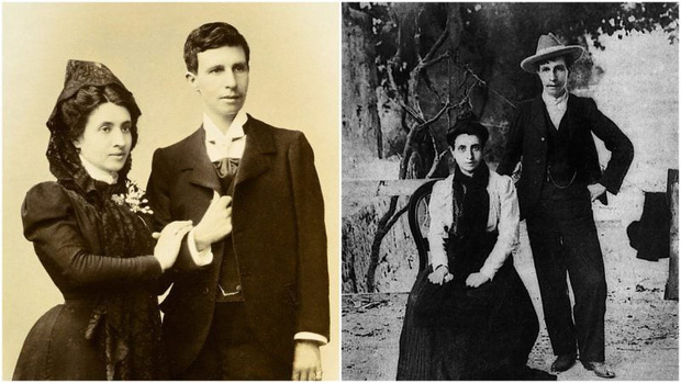 Cuộc hôn nhân đồng tính nữ đầu tiên trong lịch sử: Cặp đôi lừa cả thế giới để được danh chính ngôn thuận là vợ chồng - Ảnh 1.