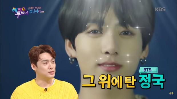 Cuồng Jungkook như bà xã nam diễn viên Vì sao đưa anh tới: Mang thai cũng nằm mơ thấy em út nhà BTS - Ảnh 1.