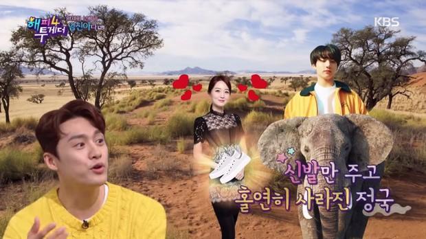 Cuồng Jungkook như bà xã nam diễn viên Vì sao đưa anh tới: Mang thai cũng nằm mơ thấy em út nhà BTS - Ảnh 2.