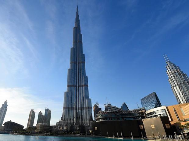 Kiến trúc độc của 5 tòa nhà cao nhất thế giới - Ảnh 1.