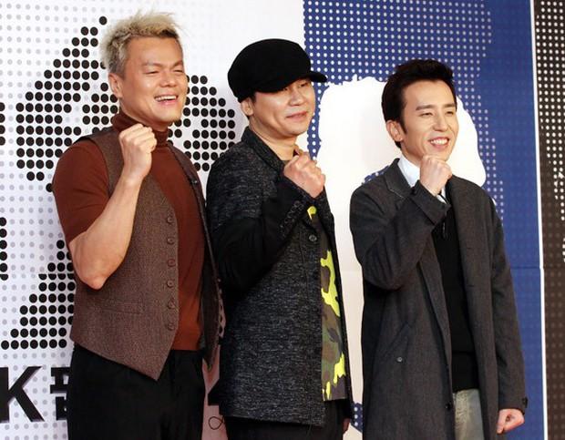 Yang Hyun Suk từng dõng dạc tuyên bố: Cách nhanh nhất để quảng bá cho YG là... nói xấu về công ty khác - Ảnh 1.