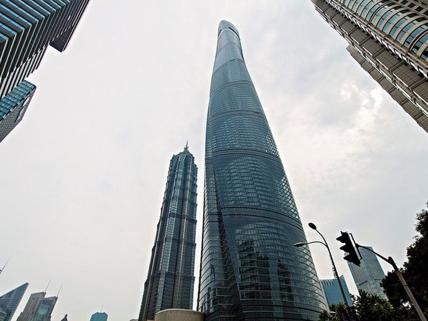 Kiến trúc độc của 5 tòa nhà cao nhất thế giới - Ảnh 3.