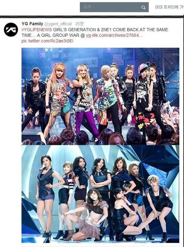 Yang Hyun Suk từng dõng dạc tuyên bố: Cách nhanh nhất để quảng bá cho YG là... nói xấu về công ty khác - Ảnh 3.