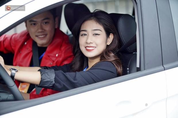 """Bảo Thanh, Quốc Trường cùng nhiều người nổi tiếng thích thú chạy thử VinFast Fadil: """"Dòng xe đơn giản, giá cả yêu thương"""" - Ảnh 4."""