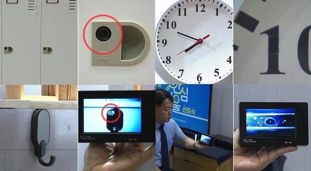 Báo động trước tình trạng khách du lịch bị kẻ xấu lắp camera quay lén tại Hàn Quốc - Ảnh 2.