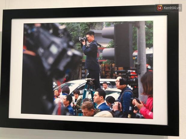 Triển lãm gần 100 bức ảnh ấn tượng của CLB phóng viên ảnh Hà Nội chào mừng 94 năm ngày báo chí cách mạng Việt Nam - Ảnh 3.