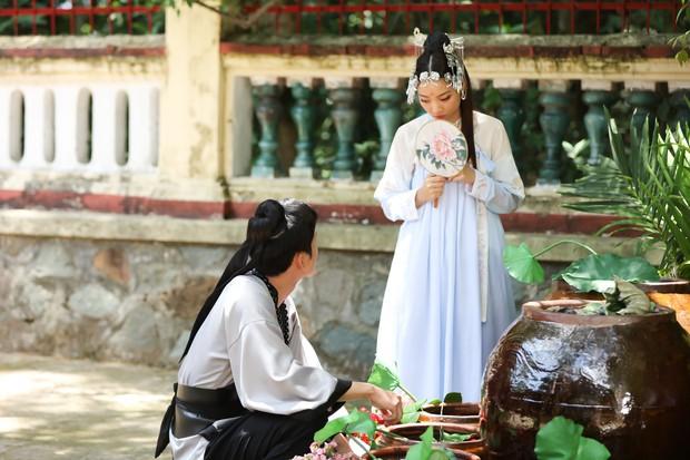 Nhân tình của Hari Won gia nhập CLB Độ Ta Không Độ Nàng, làm cao tăng nhưng chưa buồn cạo tóc - Ảnh 5.