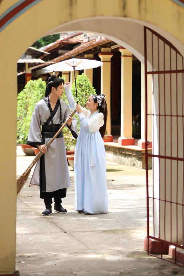 Nhân tình của Hari Won gia nhập CLB Độ Ta Không Độ Nàng, làm cao tăng nhưng chưa buồn cạo tóc - Ảnh 11.