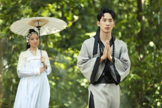 Nhân tình của Hari Won gia nhập CLB Độ Ta Không Độ Nàng, làm cao tăng nhưng chưa buồn cạo tóc - Ảnh 10.