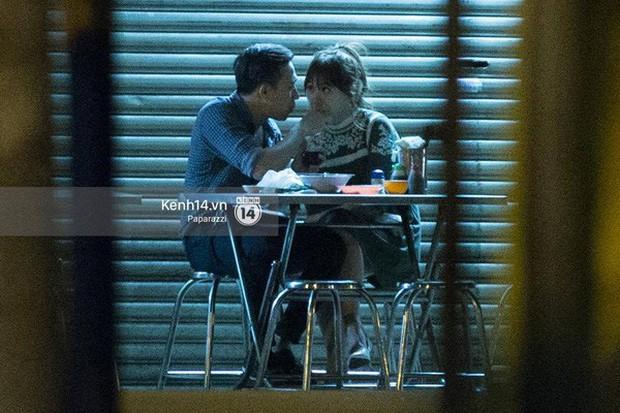 Các cặp đôi Vbiz và Kbiz hẹn hò qua ống kính paparazzi: Sao Việt quá bạo, sao Hàn lại trang bị quá bài bản, khôn khéo - Ảnh 7.