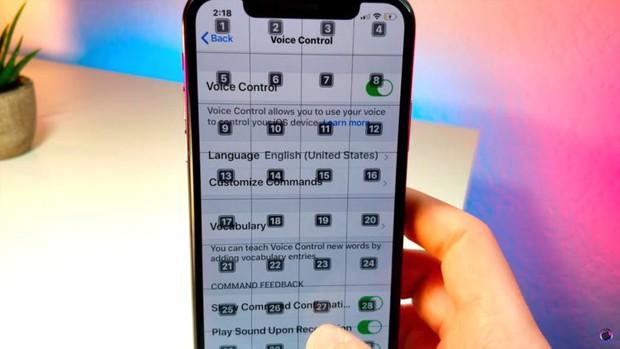 Xem iPhone tự động nhoay nhoáy 100% chỉ nhờ điều khiển giọng nói: Như lạc vào thế giới tương lai! - Ảnh 2.