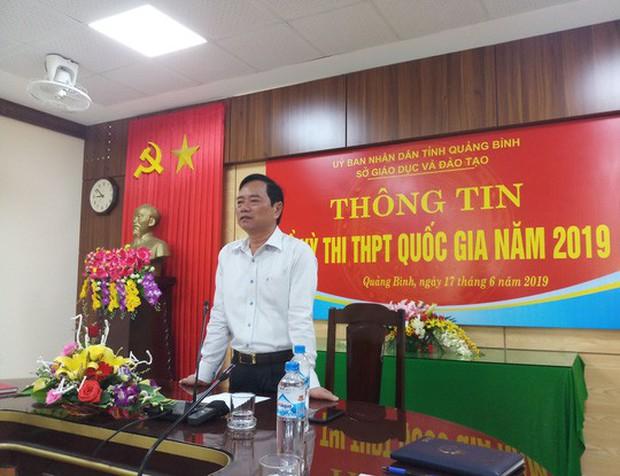 Quảng Bình: Đề nghị kỷ luật 2 cán bộ coi thi ký nhầm trên 24 bài thi của thí sinh - Ảnh 1.